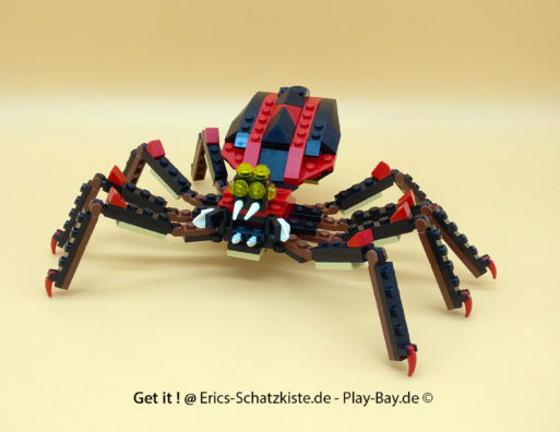 Lego® 4994 [Creator] Gruselige Tiere Fierce Creatures (Get it @ PLAY-BAY.de)