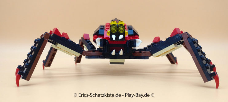 Lego® 4994 [Creator] Gruselige Tiere Fierce Creatures (Get it @ PLAY-BAY.de)