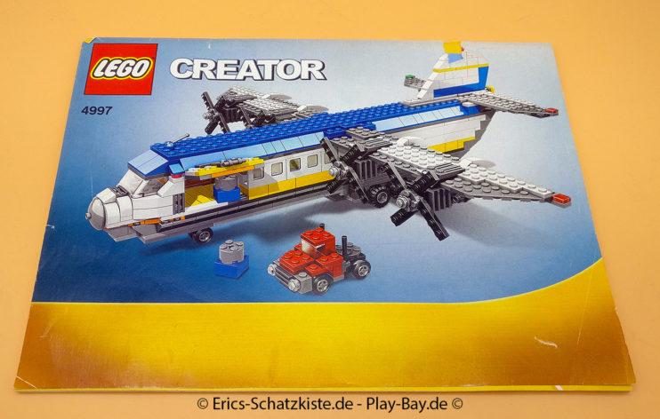 Lego® 4997 [Creator] Autofähre Transport Ferry (Get it @ PLAY-BAY.de)