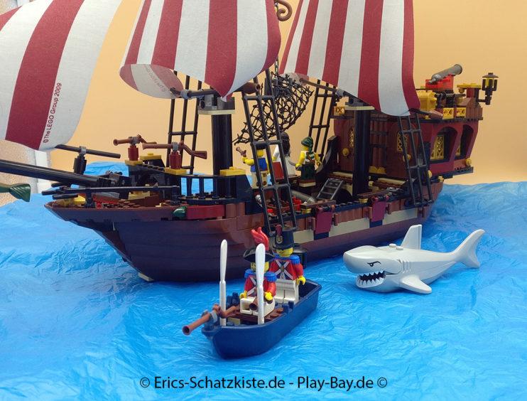 Lego® 6263 [Pirates Großes Piratenschiff Brickbeard's Bounty (Get it @ PLAY-BAY.de)