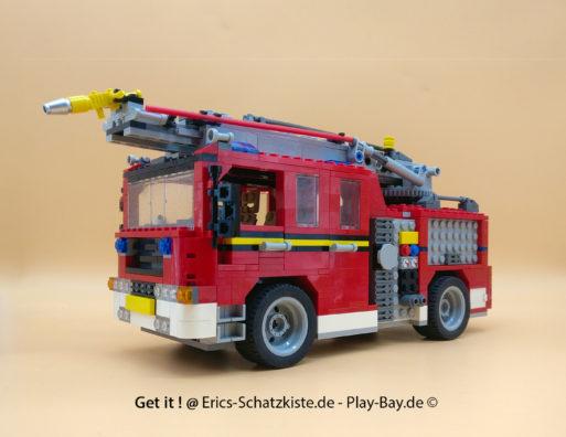 Lego® 6752 [Creator] Feuerwehrwagen Fire Rescue (Get it @ PLAY-BAY.de)