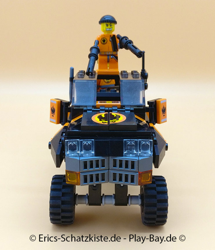 Lego® 8630 [Agents] Mission 3 Goldtransport Gold Hunt (Get it @ PLAY-BAY.de)