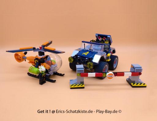 Lego® 8969 [Agent 2.0] Verfolgungsjagd auf vier Rädern 4-Wheelers Pursuit (Get it @ PLAY-BAY.de)