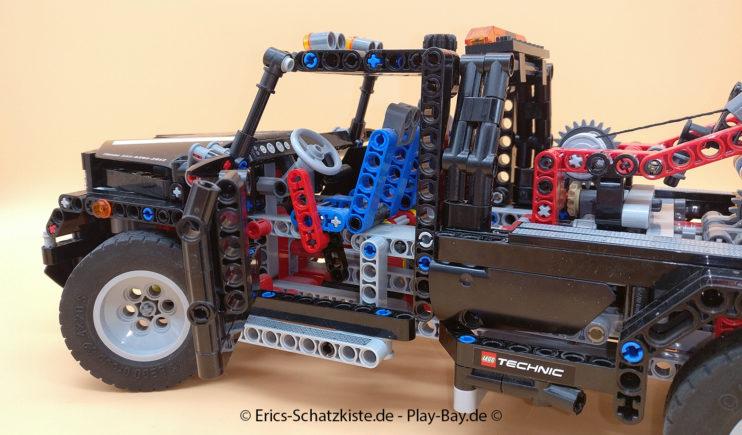 Lego® 9395 [Technic] Pickup Abschleppwagen Pick up Tow Truck (Get it @ PLAY-BAY.de)