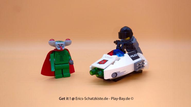 Lego® 5969 [Space Police III] Squids Flucht Squidman Escape (Get it @ PLAY-BAY.de)