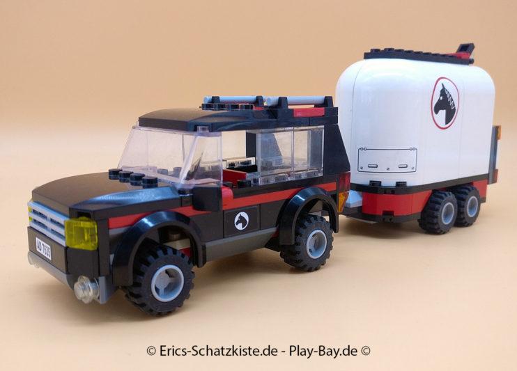 Lego® 7639 [City] Pferdetransporter 4WD with horse trailer (Get it @ PLAY-BAY.de)