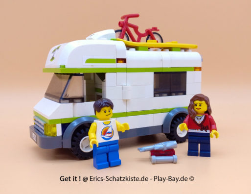 Lego® 7639 [City] Wohnmobil Camper (Get it @ PLAY-BAY.de)