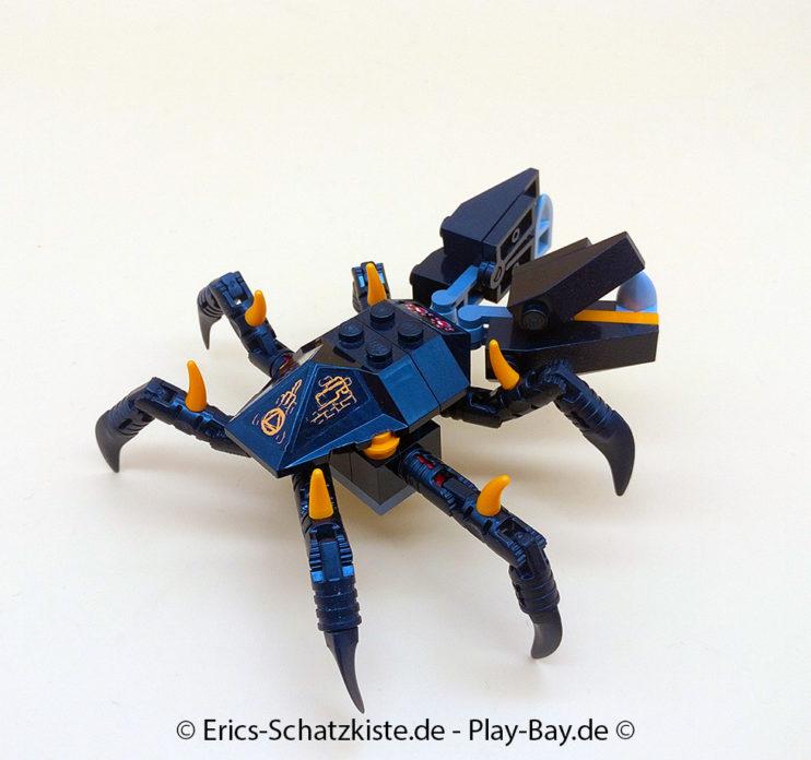 Lego® 8056 [Atlantis] Monsterkrabbe Monster crab clash (Get it @ PLAY-BAY.de)