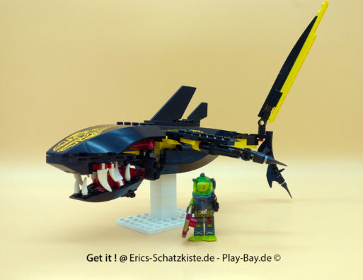 Lego® 8058 [Atlantis] Riesenhai Guardian of the Deep (Get it @ PLAY-BAY.de)