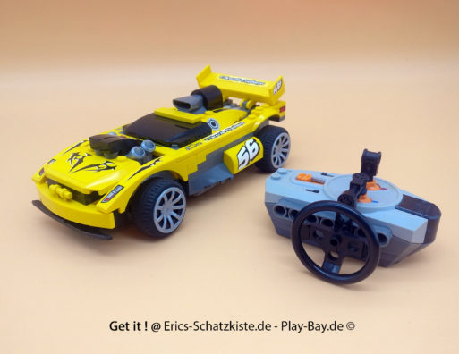 Lego® 8183 [Racers] Track Turbo RC (Get it @ PLAY-BAY.de)