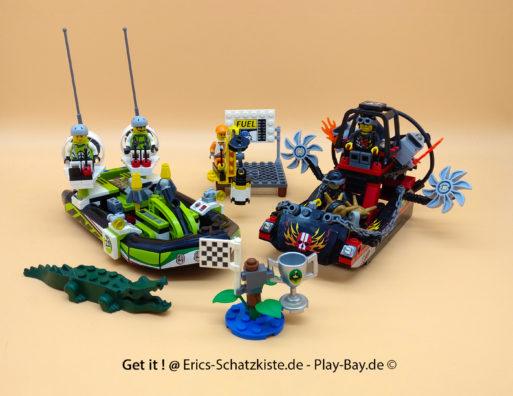 Lego® 8899 [World Racers] Gefahr im Krokodil-Sumpf Gator Swamp (Get it @ PLAY-BAY.de)
