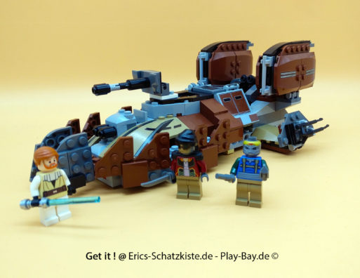 Lego® 7753 [Star Wars] Piraten Panzer Pirate Tank (Get it @ PLAY-BAY.de)