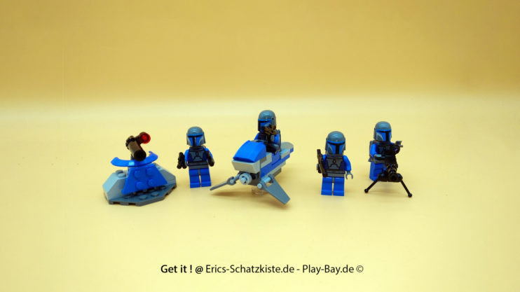 Lego® 7914 [Star Wars] Mandalorian Battle Pack (Get it @ PLAY-BAY.de)