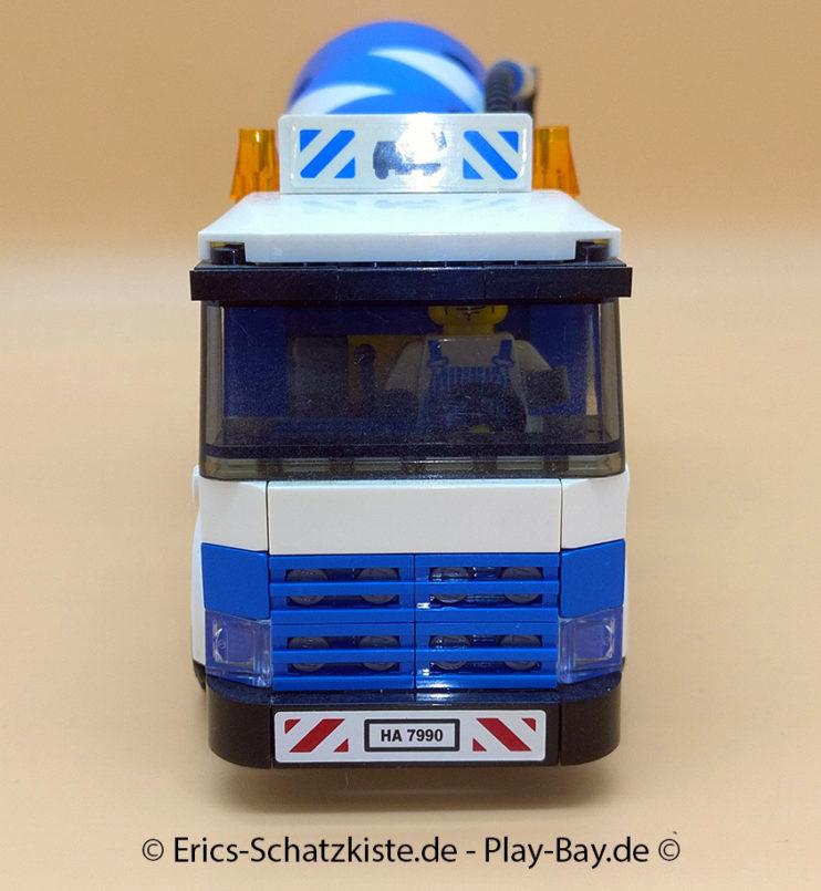 Lego® 7990 [City] Zementmischer Cement Mixer (Get it @ PLAY-BAY.de)