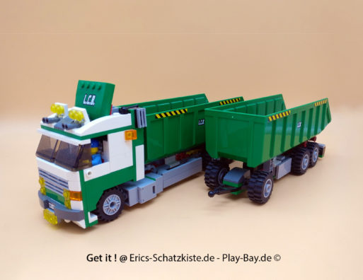 Lego® 7998 [City] Kippsattelzug Heavy Hauler (Get it @ PLAY-BAY.de)