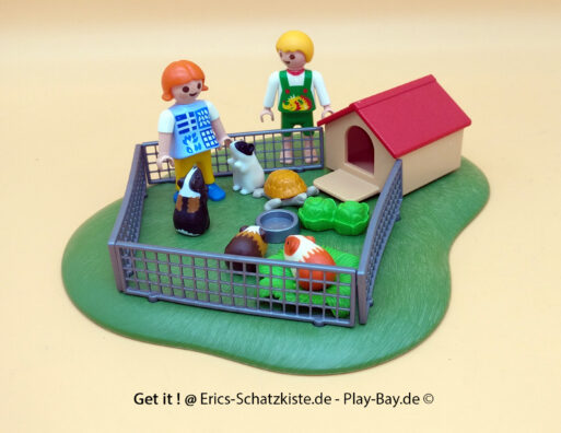 Playmobil®3210 Meerschweinchengehege (Get it @ PLAY-BAY.de)