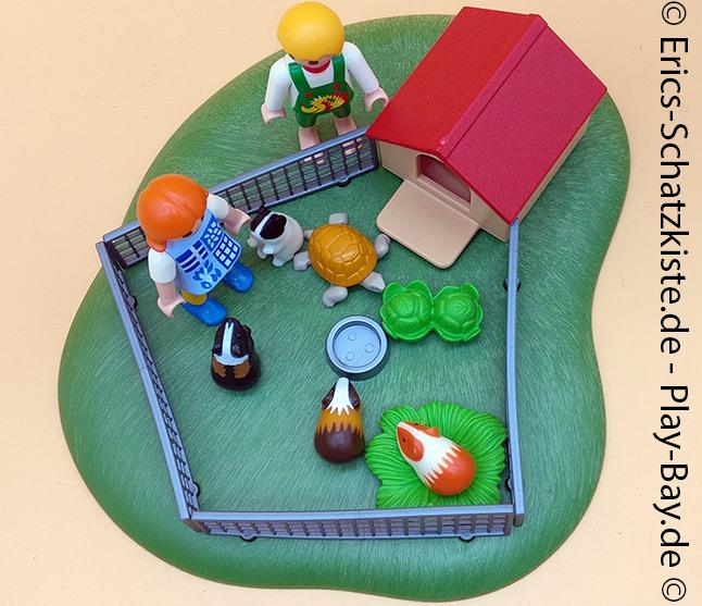 Playmobil®3210 Meerschweinchengehege (Get it @ PLAY-BAY.de)