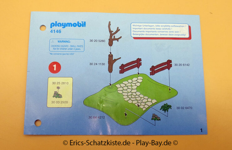 Playmobil®4146 Apfelernte (Get it @ PLAY-BAY.de)