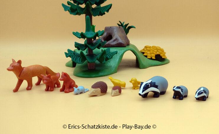 Playmobil®4204 Dachs- und Fuchhsbau (Get it @ PLAY-BAY.de) (Get it @ PLAY-BAY.de)