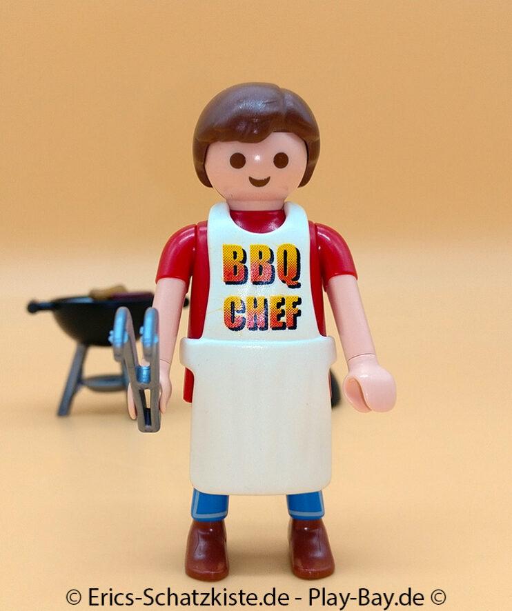 Playmobil® 4649 Papa mit Grill (Get it @ PLAY-BAY.de)