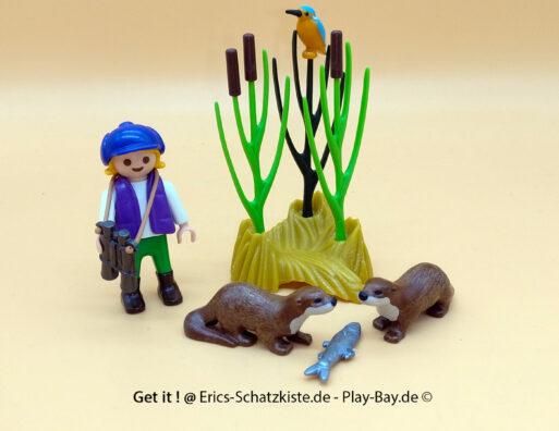 Playmobil®5376 Otterforscherin (Get it @ PLAY-BAY.de)