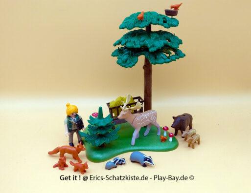 Playmobil® 6815 Waldlichtung mit Tierfütterung (Get it @ PLAY-BAY.de)
