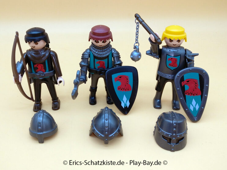 Playmobil® 7537 Drei Raubritter (Get it @ PLAY-BAY.de)