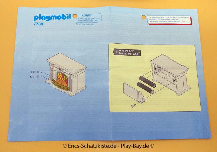 Playmobil® 7788 Kamin (Get it @ PLAY-BAY.de)