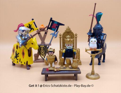 Playmobil® 4163 AK Kaiserliches Ritterturnier (Get it @ PLAY-BAY.de)