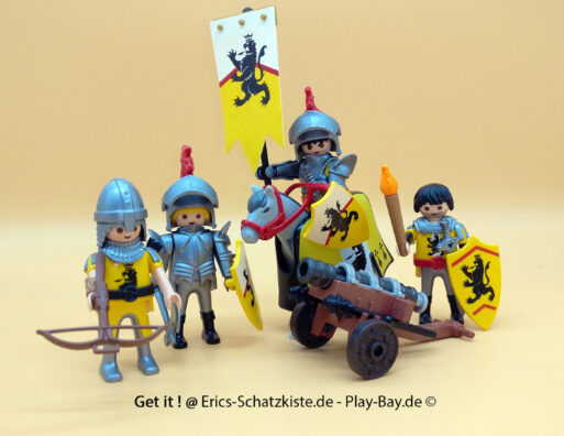 Playmobil® 4871 Löwenrittertrupp (Get it @ PLAY-BAY.de)
