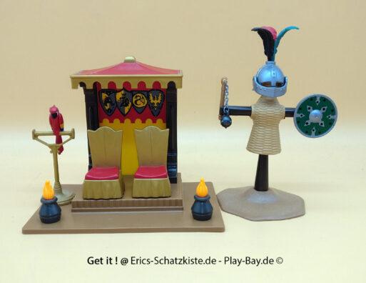 Playmobil® 6375 Königliche Turnierloge mit Stechpuppe (Get it @ PLAY-BAY.de)