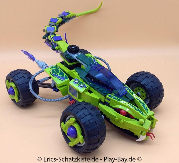 Lego® 9445 [Ninjago] Schlangen Quad Fangpyre Truck Ambush (Get it @ PLAY-BAY.de)