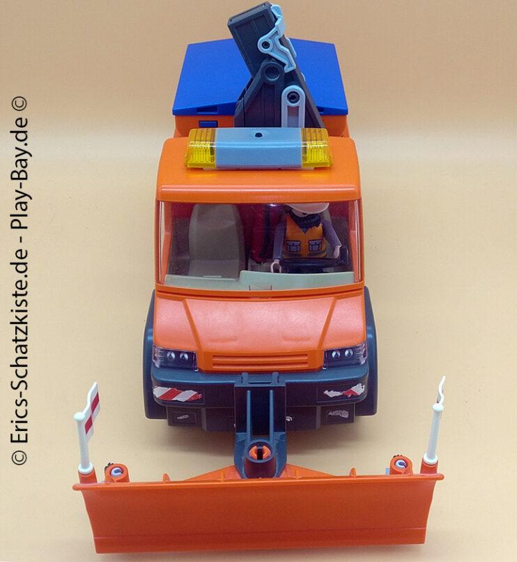 Playmobil® 4046 Straßenmeisterei-Fahrzeug Unimog (Get it @ PLAY-BAY.de)