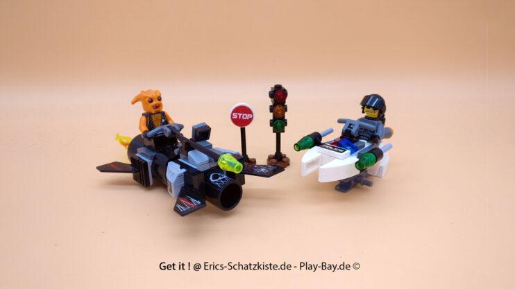 Lego® 5790 [Space Police III] Jagd auf Tentakel Freeze Ray Frenzy (Get it @ PLAY-BAY.de)