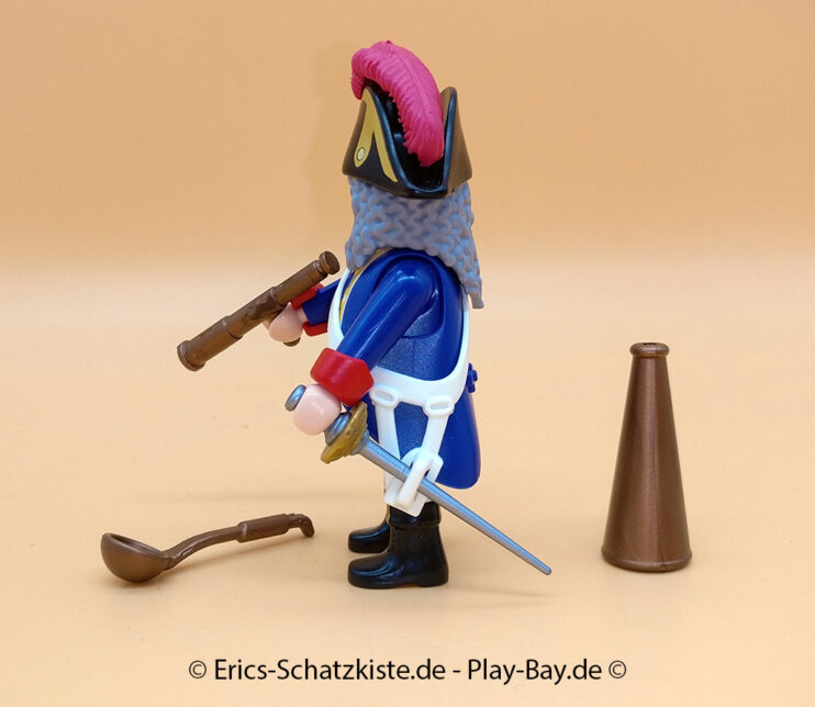 Playmobil® 6435 Captain Der Soldaten french general (Get it @ PLAY-BAY.de)