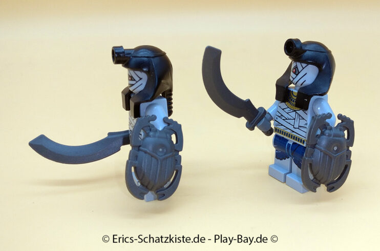 Lego® 7306 [Pharaohs Quest] Jagd nach dem goldenen Stab Golden Staff of Guardians (Get it @ PLAY-BAY.de)
