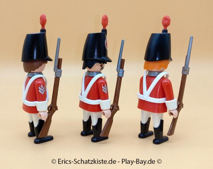 Playmobil® 7675 Englische Rotröcke red coats (Get it @ PLAY-BAY.de)