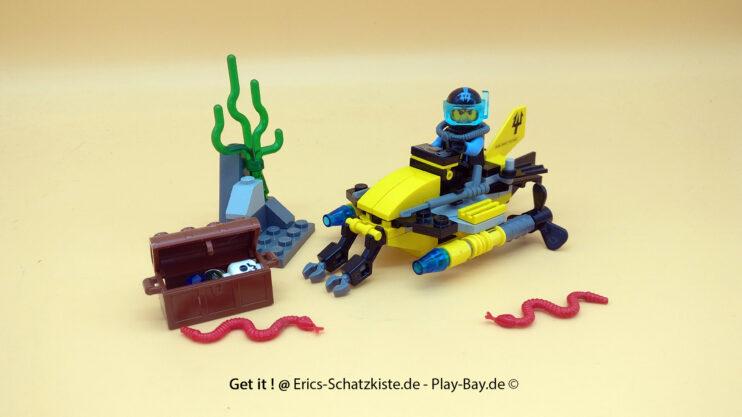 Lego® 7770 [Aqua Raiders] Tiefsee-Schatzusche Deep Sea Treasure Hunter (Get it @ PLAY-BAY.de)