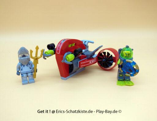 Lego® 8057 [Atlantis] Unterwasser-Scooter Wreck Raider (Get it @ PLAY-BAY.de)
