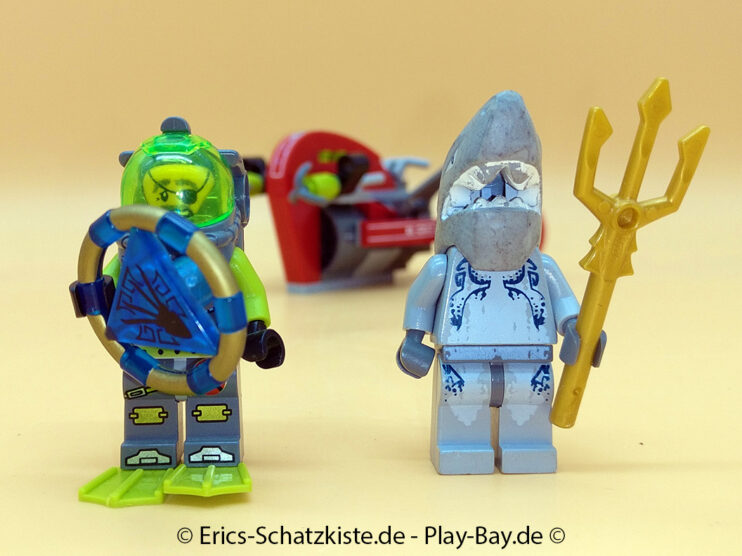 Lego® 8057 [Atlantis] Unterwasser-Scooter Wreck Raider (Get it @ PLAY-BAY.de)