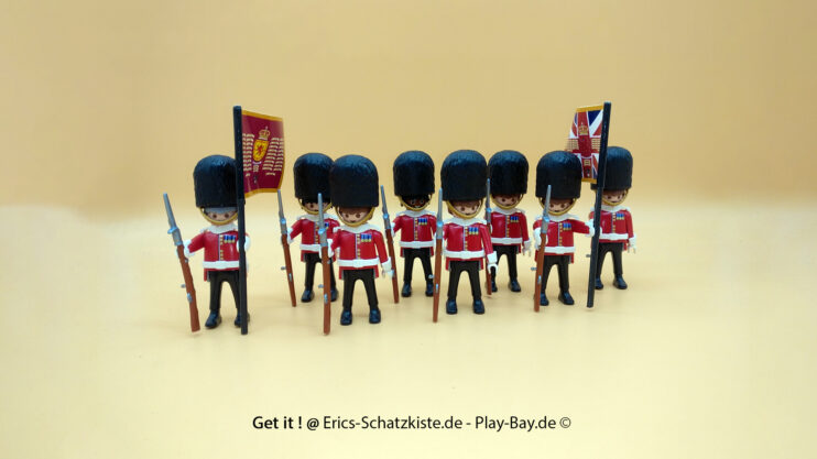 Playmobil® 9050 Royal Guards (Get it @ PLAY-BAY.de)