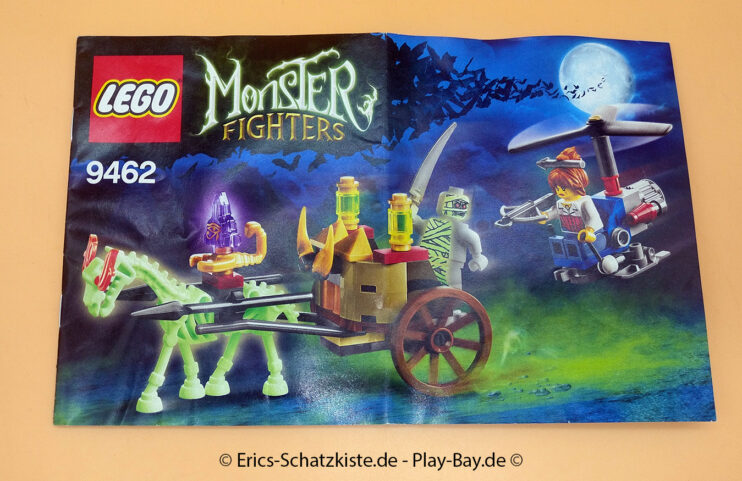 Lego® 9462 [Monster Fighters] Mumienkutsche The Mummy (Get it @ PLAY-BAY.de)