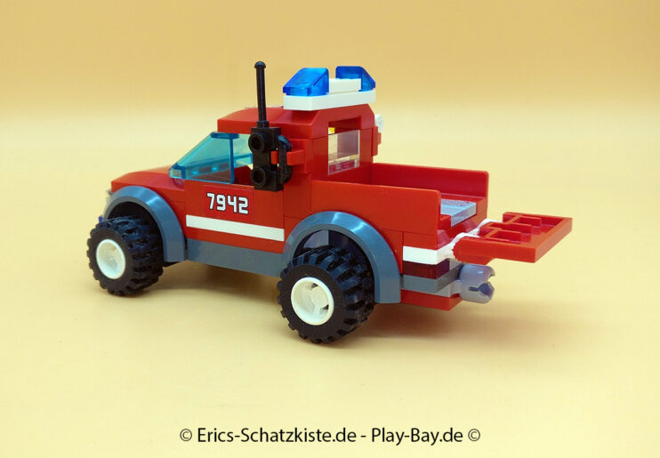 Lego® 7942 [City] Feuerwehr Pickup Off Road Fire Rescue (Get it @ PLAY-BAY.de)