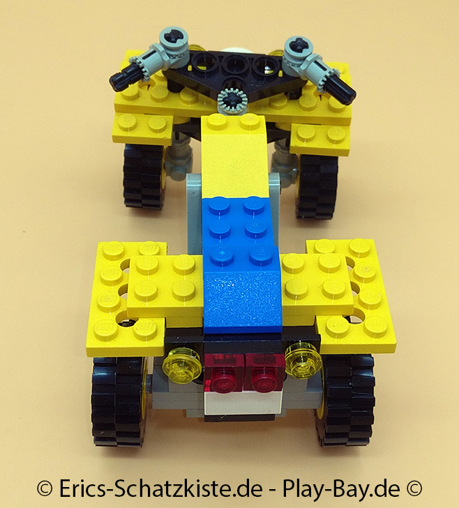 Lego® 8826 [Technic] Quad Bike ATX Sport Cycle (Get it @ PLAY-BAY.de)