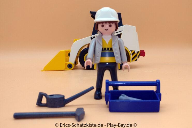 Playmobil® 4041 Bobcat Minibagger (Get it @ PLAY-BAY.de)