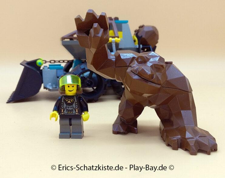 Lego® 4950 [Rock Raiders] Schaufellader / Loader-Dozer (Get it @ PLAY-BAY.de)
