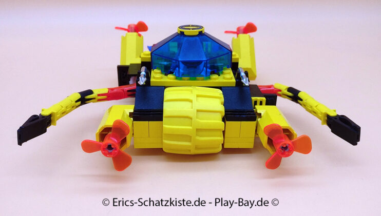 Lego® 6145 [Aquanauts] Amphibienwalze Crystal Crawler (Get it @ PLAY-BAY.de)