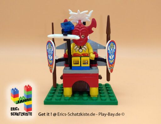 Lego® 6236 [Pirates] König Kahuka King Kahuka (Get it @ PLAY-BAY.de)
