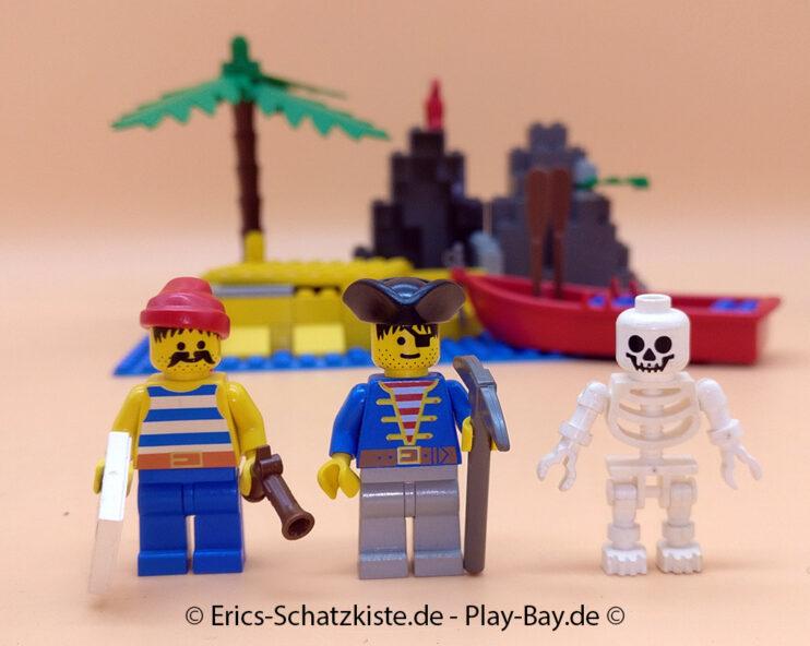 Lego® 6254 [Pirates] Schatzinsel / Rocky Reef (Get it @ PLAY-BAY.de)