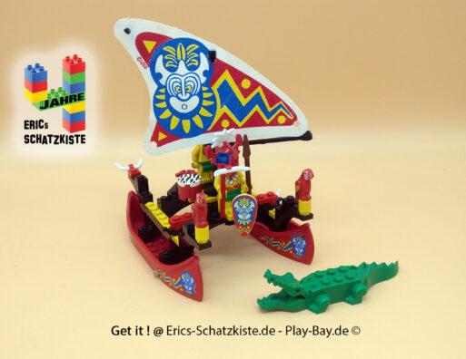 Lego® 6256 [Pirates] Insulaner Zwillingskanu Islander Catarmaran (Get it @ PLAY-BAY.de)